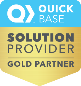 Quick Base Solution Provider Gold Partner