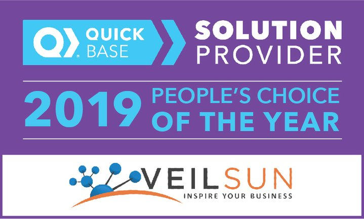 2019 Quick Base People's Choice of the Year